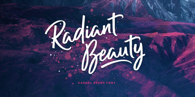 Radiant Beauty (Ian Barnard)