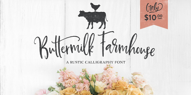 Buttermilk Farmhouse (MakeMediaCo.)