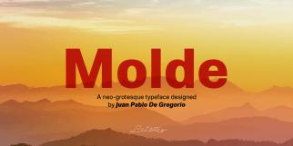 Molde (Letritas)