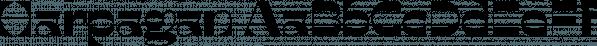 Harpagan font family by BORUTTA