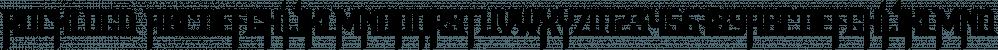 Rocklogo font family by Gaslight