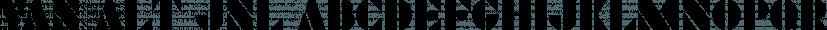 Van Alt JNL font family by Jeff Levine Fonts