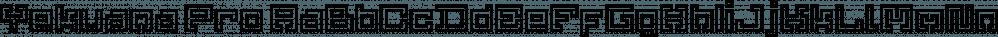 Yekuana Pro font family by Neo Type Foundry