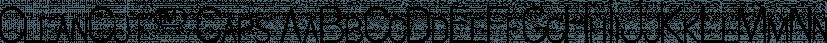 CleanCut™ Caps font family by MINDCANDY