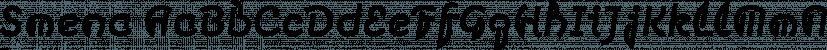 Smena font family by ParaType
