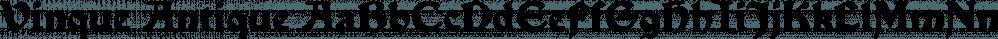 Vinque Antique font family by Typodermic Fonts Inc.