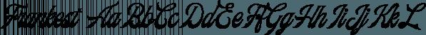 Frankest font family by Letterhend Studio
