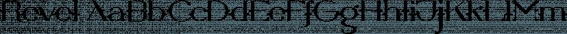 Revel font family by Emily Lime Design