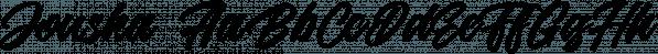 Jouska font family by Letterhend Studio