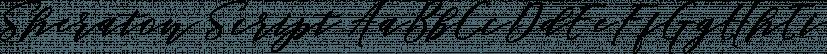 Sheraton Script font family by Area Type Studio
