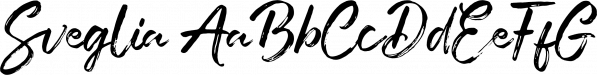 Sveglia font family by Wacaksara Co