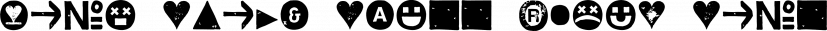 Hand Stamp Swiss Rough Sans font family by Typo Graphic Design