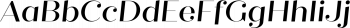 Quiche Fine Medium Italic mini