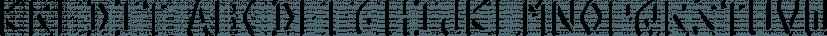 Kredit font family by Typodermic Fonts Inc.