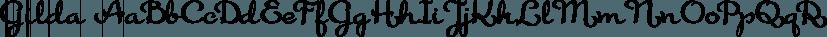 Gilda font family by Eurotypo