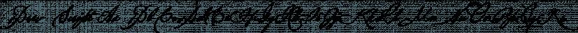 Brev Script font family by Måns Grebäck