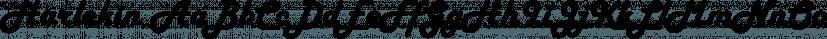 Harlekin font family by SoftMaker