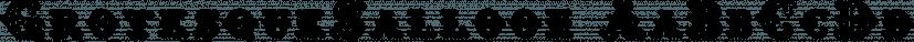 GrotesqueSalloon font family by Intellecta Design