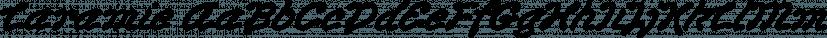 Laramie font family by FontSite Inc.