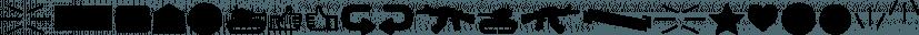 Catshape font family by Rodrigo Typo