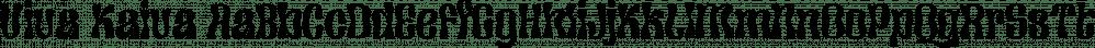 Viva Kaiva font family by Creative Media Lab