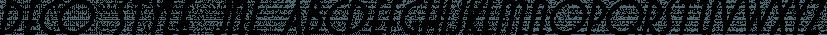 Deco Style JNL font family by Jeff Levine Fonts
