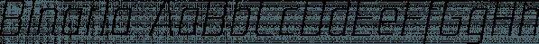 Binaria font family by Graviton