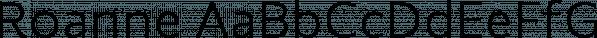 Roanne font family by Tour de Force Font Foundry