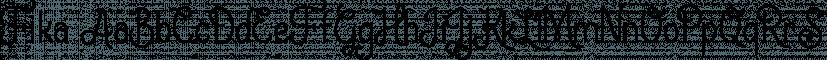 Fika font family by Ryan Keightley