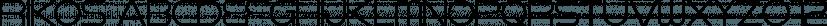 Rikos font family by Fenotype