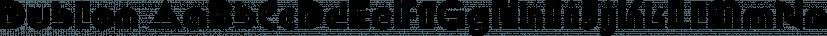 Dublon font family by ParaType