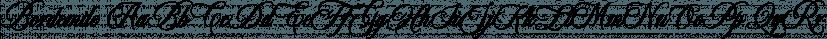 Bordemile font family by Letterhend Studio