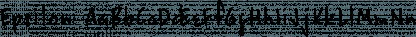 Epsilon font family by ParaType