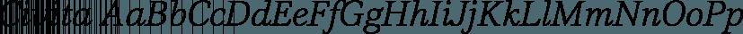 Civita font family by Hoftype
