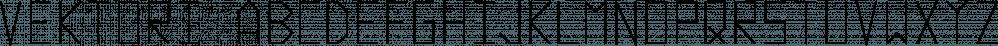 Vektori font family by Suomi Type Foundry