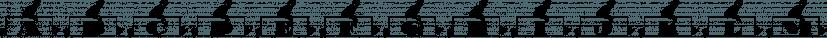 Letter Delivery JNL font family by Jeff Levine Fonts