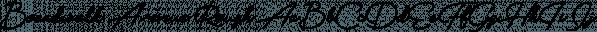 Boardwalk Avenue Rough font family by Fenotype