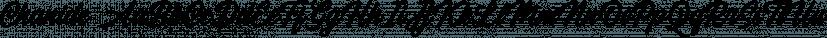 Chanide font family by Letterhend Studio