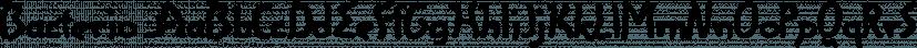 Bacterio font family by Wiescher-Design