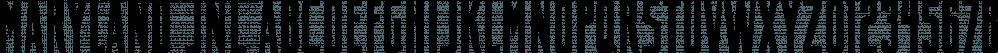 Maryland JNL font family by Jeff Levine Fonts
