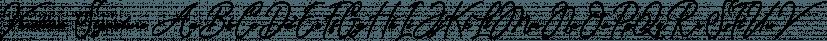Venettica Signature font family by Letterhend Studio
