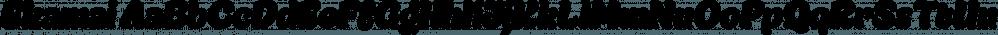 Ekamai font family by Eclectotype Fonts