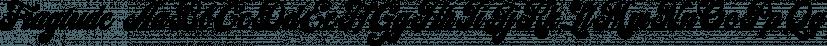 Fragtude font family by Letterhend Studio