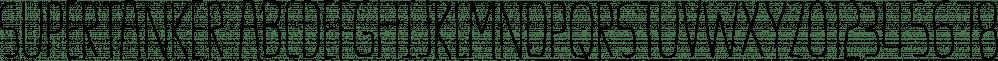 Supertanker font family by Bogstav