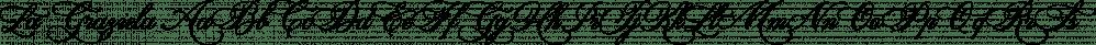 La Graziela font family by Letterhend Studio