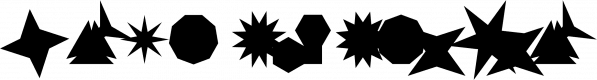 IngyStarTilings font family by Ingrimayne Type