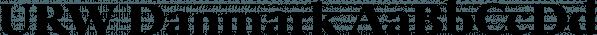 URW Danmark font family by URW Type Foundry