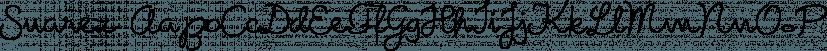 Suarez font family by GRIN3 (Nowak)