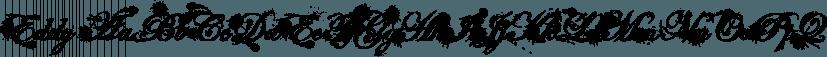 Eddy font family by Wiescher-Design