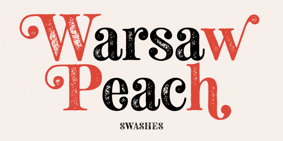 Download Neato Serif Rough Font Family
